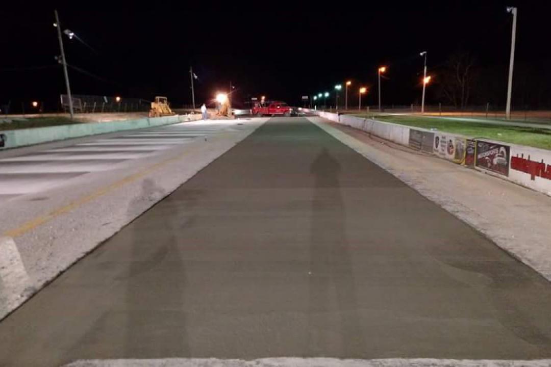 New Ozark Raceway Park Track Upgrades for 2016