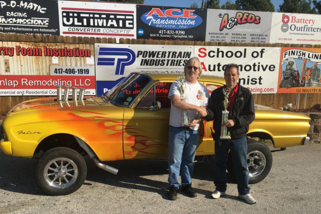2016 Ozark Hot Rod Reunion Nostalgia Drag Results