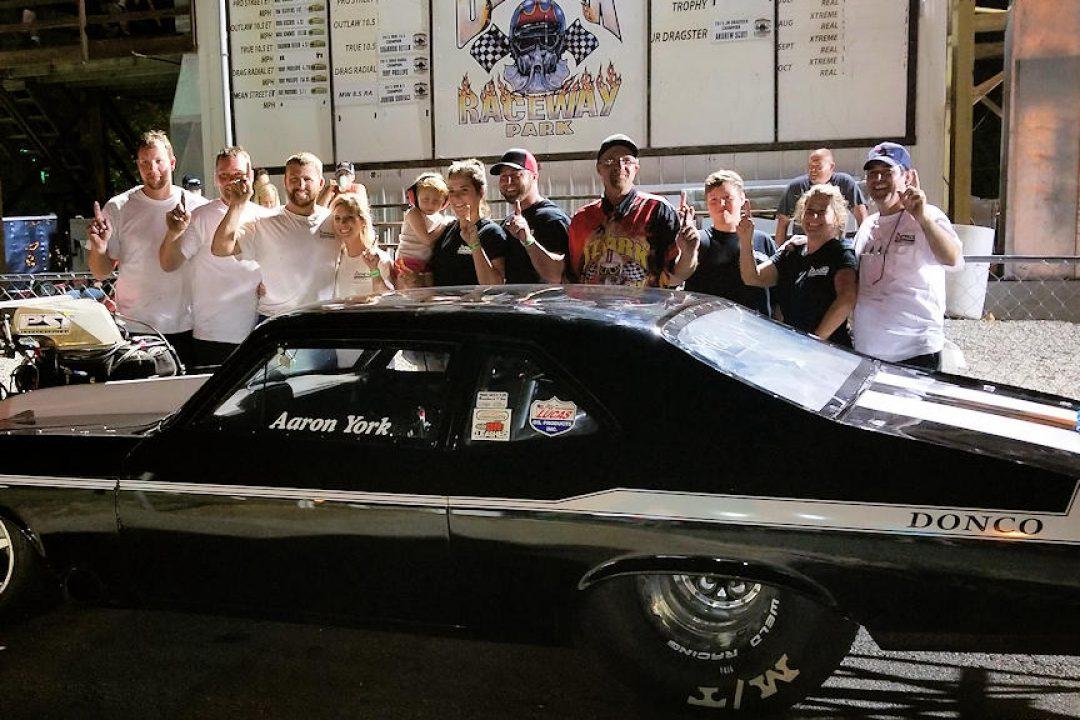40th Anniversary Ozark's Door Car Summer Nationals Results