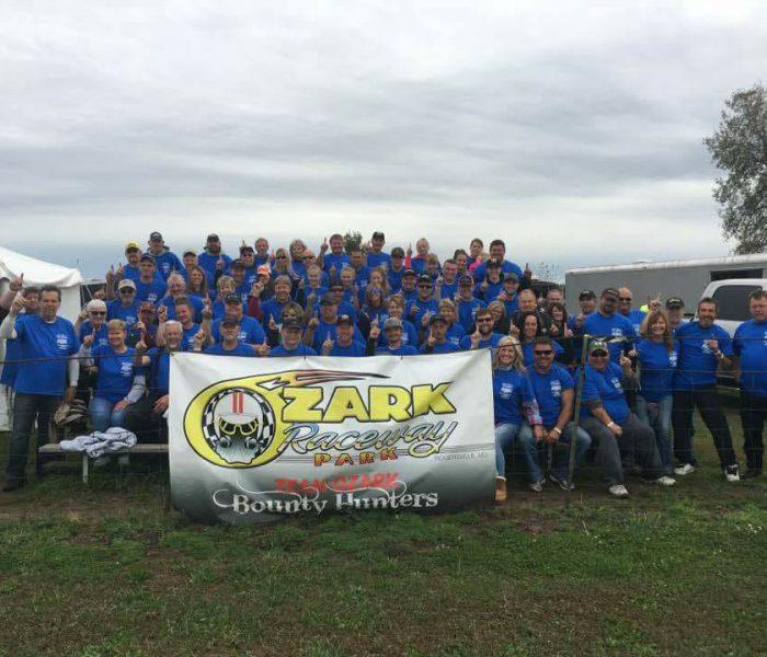 Team Ozark Wins Points at CDRA Finals!