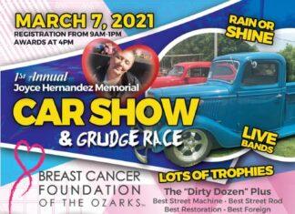 1st Annual Joyce Hernandez Memorial Car Show & Grudge Race