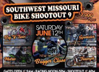 Southwest Missouri Bike Shootout #9, June 12th, 2021